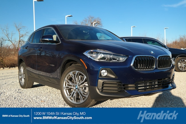 New 2020 BMW X2 xDrive28i in Kansas City, MO