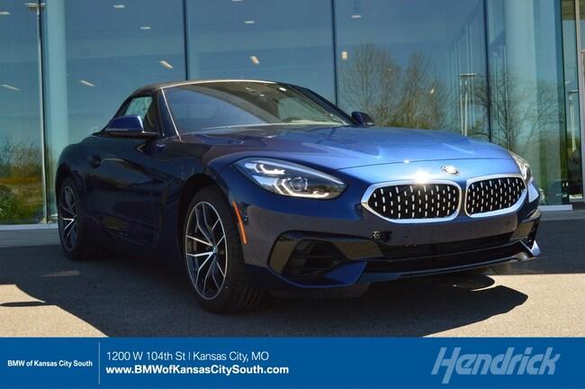 New 2019 BMW Z4 sDrive30i in Kansas City, MO