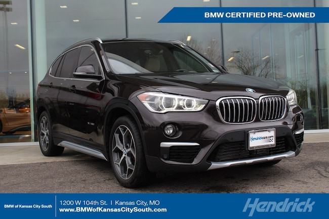 Certified Pre-Owned 2016 BMW X1 xDrive28i SUV Kansas City
