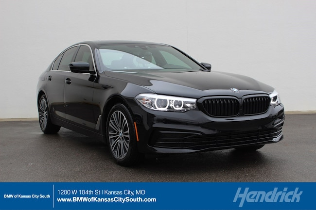New 2019 BMW 5 Series 530i xDrive in Kansas City, MO