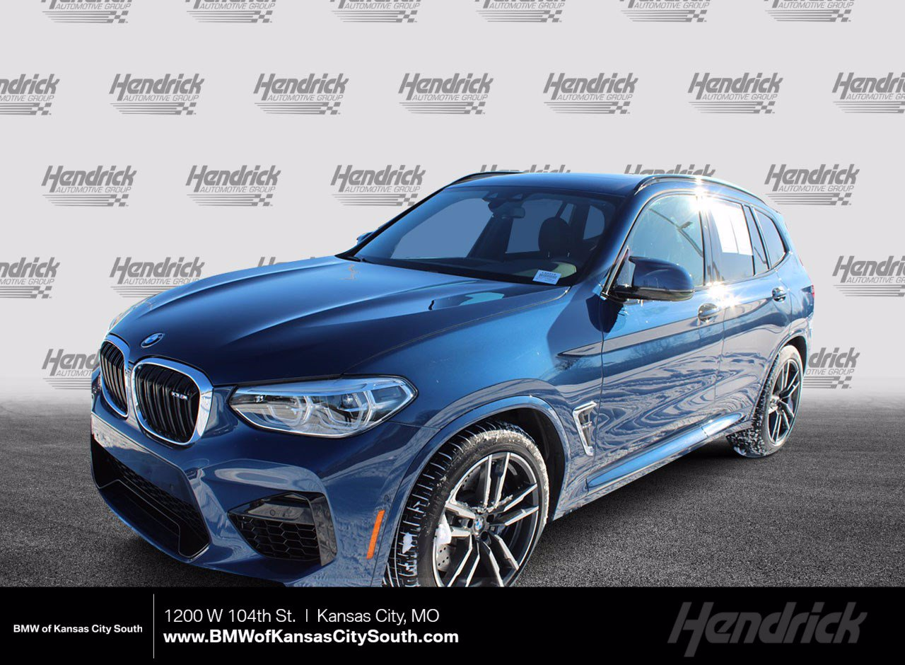 Pre Owned 2020 Bmw X3 M For Sale At Bmw Of Kansas City South Vin 5ymts0c05l9b39294