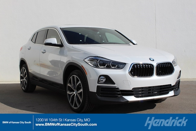 New 2018 BMW X2 xDrive28i in Kansas City, MO