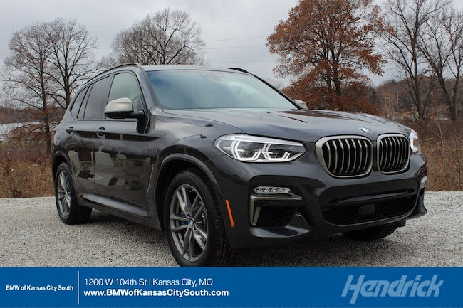 New 2019 BMW X3 M40i in Kansas City, MO