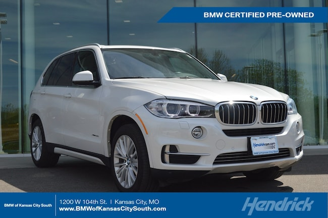 Certified Pre-Owned 2017 BMW X5 xDrive40e iPerformance SUV Kansas City