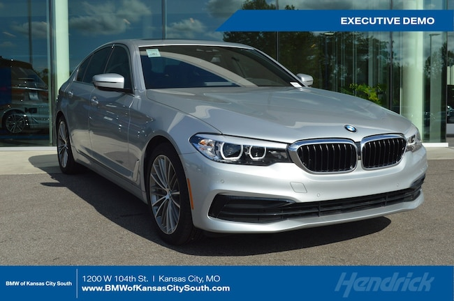 New 2019 BMW 5 Series 530i xDrive Sedan in Kansas City, MO