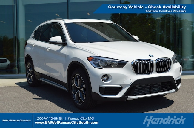 New 2019 BMW X1 sDrive28i SUV in Kansas City, MO