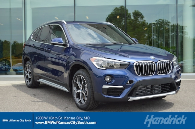 New 2019 BMW X1 xDrive28i SUV in Kansas City, MO