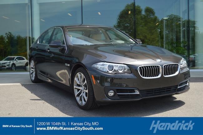 Used 2016 BMW 5 Series 535i xDrive Sedan Kansas City