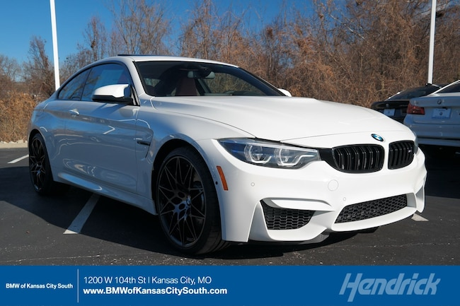 New 2020 BMW M4 Coupe in Kansas City, MO