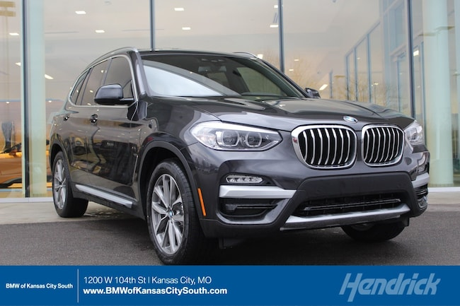 New 2019 BMW X3 xDrive30i in Kansas City, MO