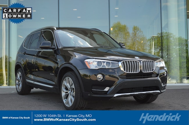 Used 2017 BMW X3 xDrive28i SUV Kansas City