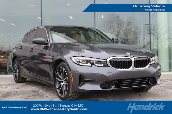 Bmw 3 Series For Sale >> Pre Owned 2019 Bmw 3 Series For Sale In Kansas City Mo Vin Wba5r7c54kaj80377