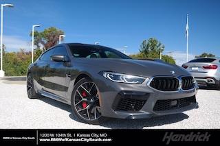 2021 BMW M8 2DR GRAN CPE