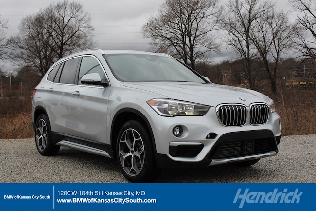 New 2019 BMW X1 xDrive28i in Kansas City, MO
