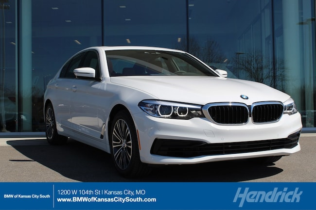 New 2019 BMW 5 Series 540i xDrive in Kansas City, MO