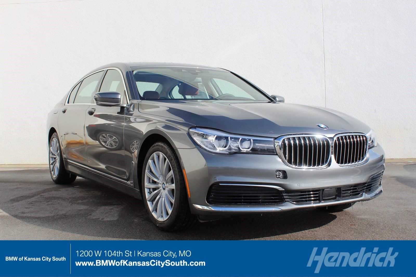 2019 BMW 7 Series 740i xDrive