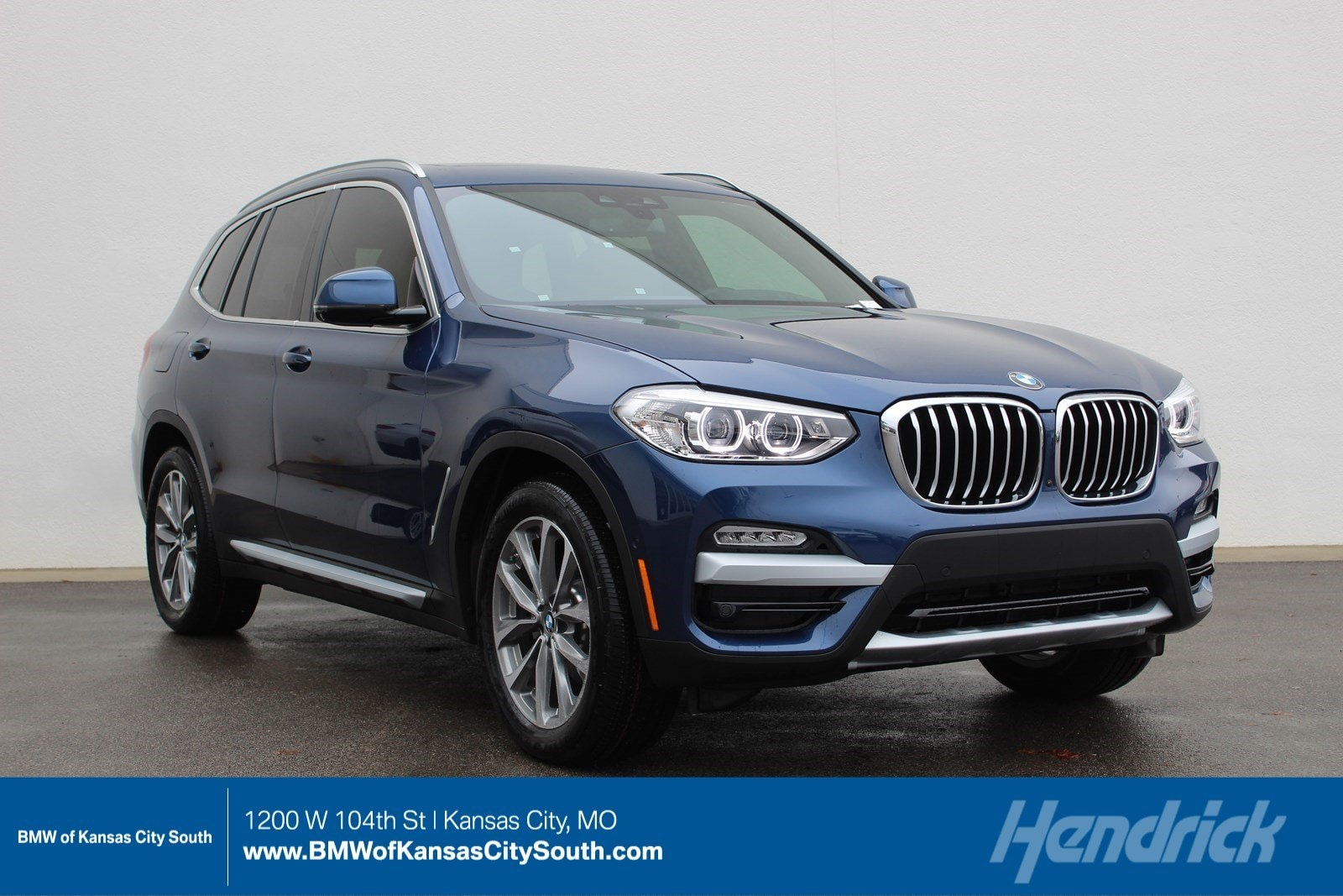 2019 bmw x3 in kansas city bmw of kansas city south. Black Bedroom Furniture Sets. Home Design Ideas