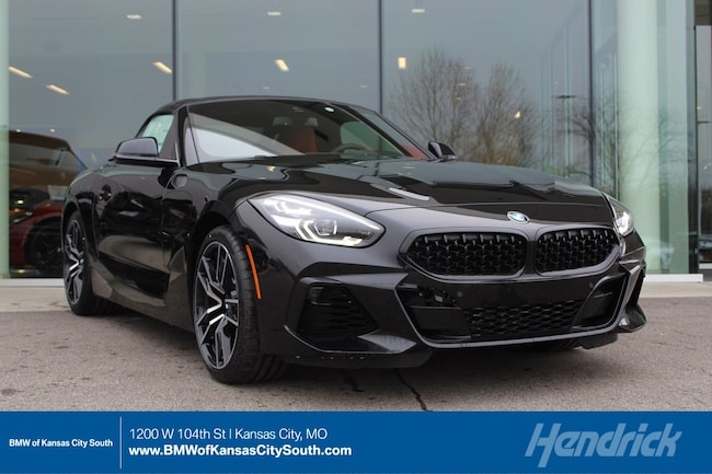 New 2019 BMW Z4 sDrive30i in Kansas City, MO