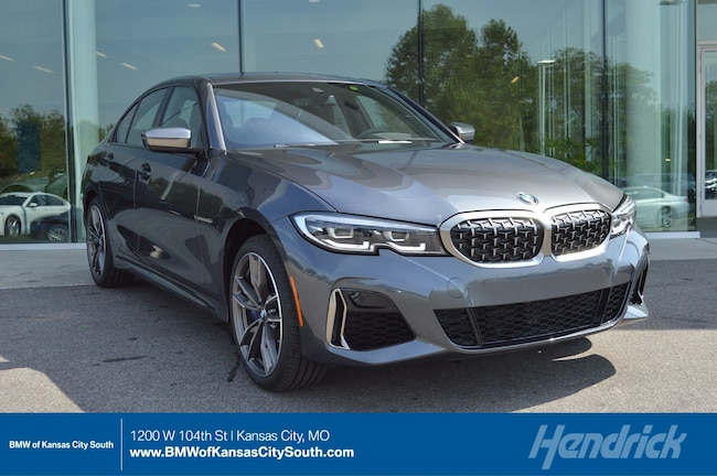 New 2020 BMW 3 Series M340i xDrive in Kansas City, MO