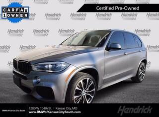 2018 BMW X5 xDrive50i SUV in [Company City]