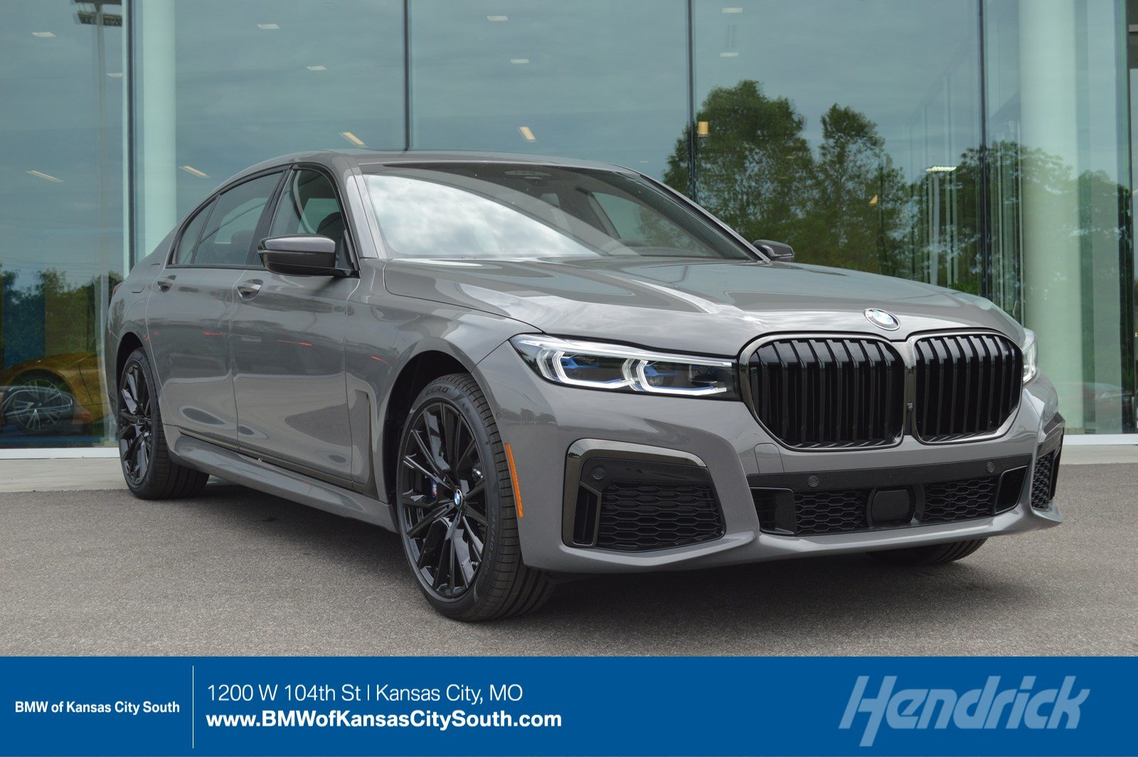 2020 BMW 7 Series 750i xDrive