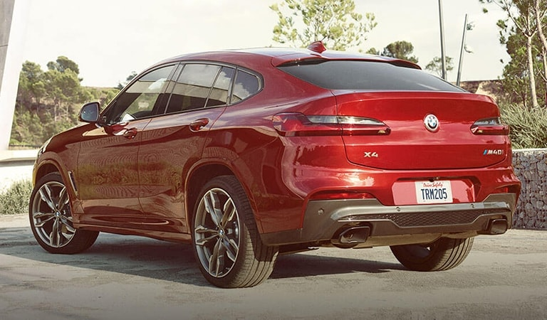 New 2021 BMW X4 Kansas City Missouri