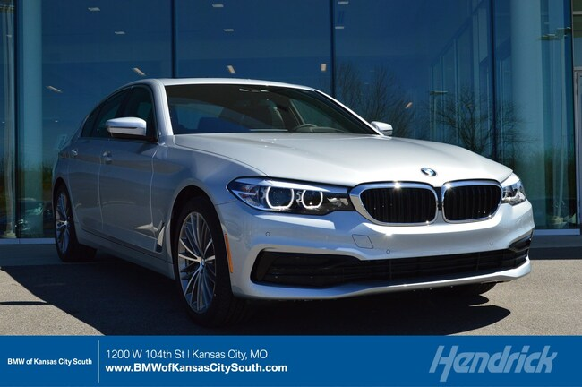 New 2019 BMW 5 Series 530i xDrive in Kansas City, MO
