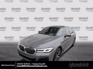 2021 BMW 5 Series 540i xDrive M Sport
