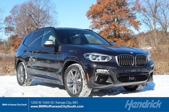 New 2019 BMW X3 M40i in Kansas City, MO