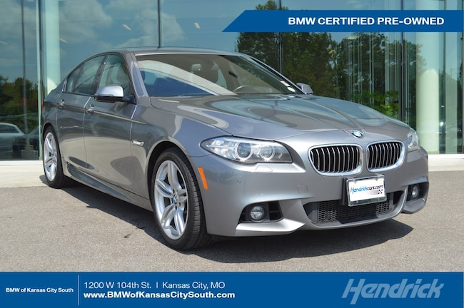 Used 2016 BMW 5 Series 535i xDrive Sedan Kansas City