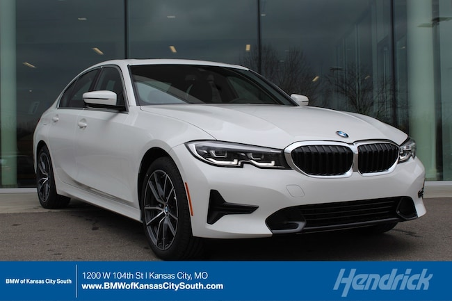 New 2019 BMW 3 Series 330i xDrive in Kansas City, MO
