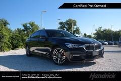 2018 BMW 7 Series 740e xDrive iPerformance Sedan