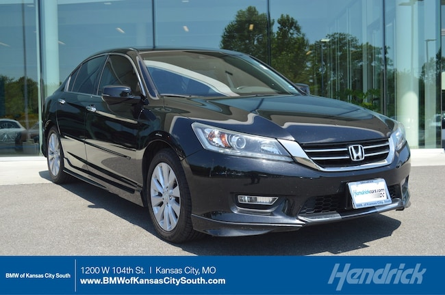 Honda Kansas City >> Pre Owned 2013 Honda Accord Sdn For Sale At Bmw Of Kansas City