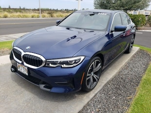 2020 BMW 330i Sedan