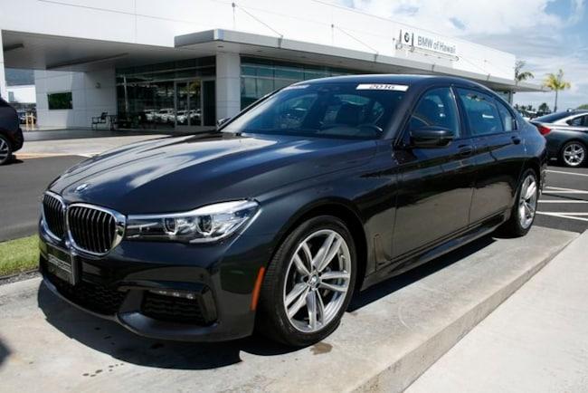 2016 BMW 740 Sedan