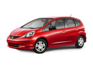 2009 Honda Fit Base Hatchback