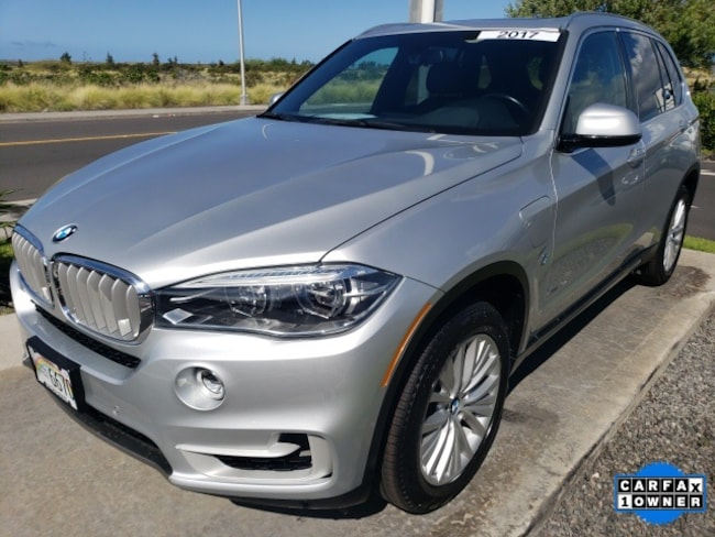 2017 BMW X5 eDrive xDrive40e iPerformance SAV