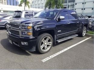 2015 Chevrolet Silverado 1500 High Country Truck Crew Cab