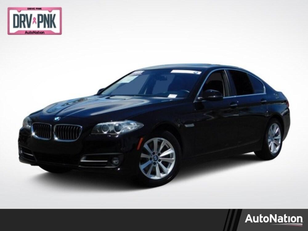 2016 BMW 528i Sedan