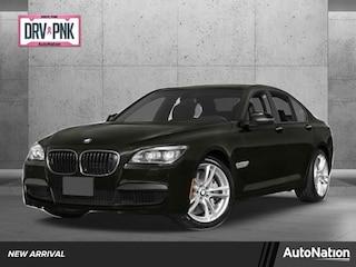 2014 BMW 750Li Sedan in [Company City]