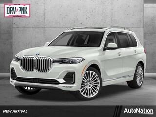 2019 BMW X7 xDrive40i SUV in [Company City]