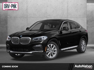 2021 BMW X4 xDrive30i Sports Activity Coupe