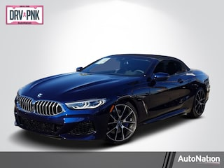 2020 BMW 840i Convertible