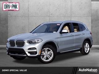 2020 BMW X3 PHEV xDrive30e SAV in [Company City]