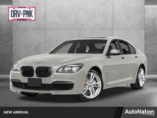 2013 BMW 750i Sedan in [Company City]