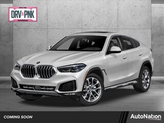 2021 BMW X6 M50i Sports Activity Coupe