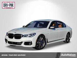 2019 BMW M760i xDrive Sedan