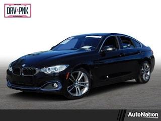 2016 BMW 428i w/SULEV Gran Coupe