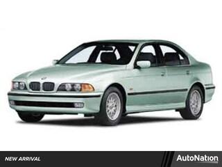 Used 2001 BMW 525i Sedan