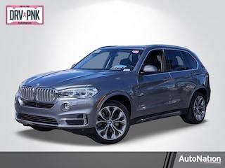 2015 BMW X5 xDrive50i SUV in [Company City]